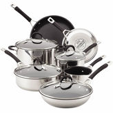 Circulon Momentum 11-pc. Stainless Steel Nonstick Cookware Set