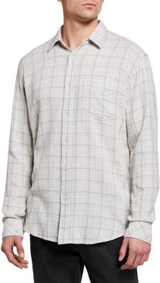 Rails Men's Owens Plaid Cotton Sport Shirt