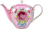 Pip Studio Floral Teapot - Pink - Large