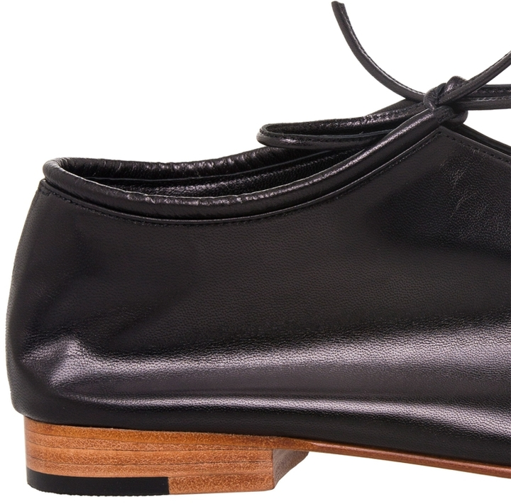 Martiniano Bootie Leather Flats