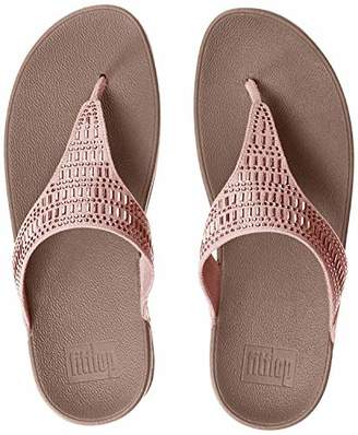 FitFlop Women's INCASTONE Toe-Thong Sandals Flip-Flop