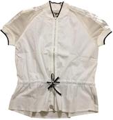Moncler White Cotton Top