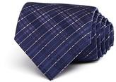 John Varvatos Plaid Classic Tie