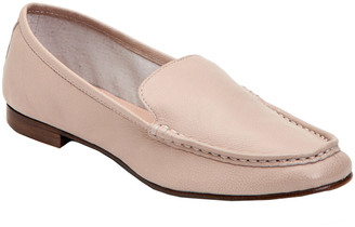 Taryn Rose Diana Tumbled Weatherproof Leather Loafer