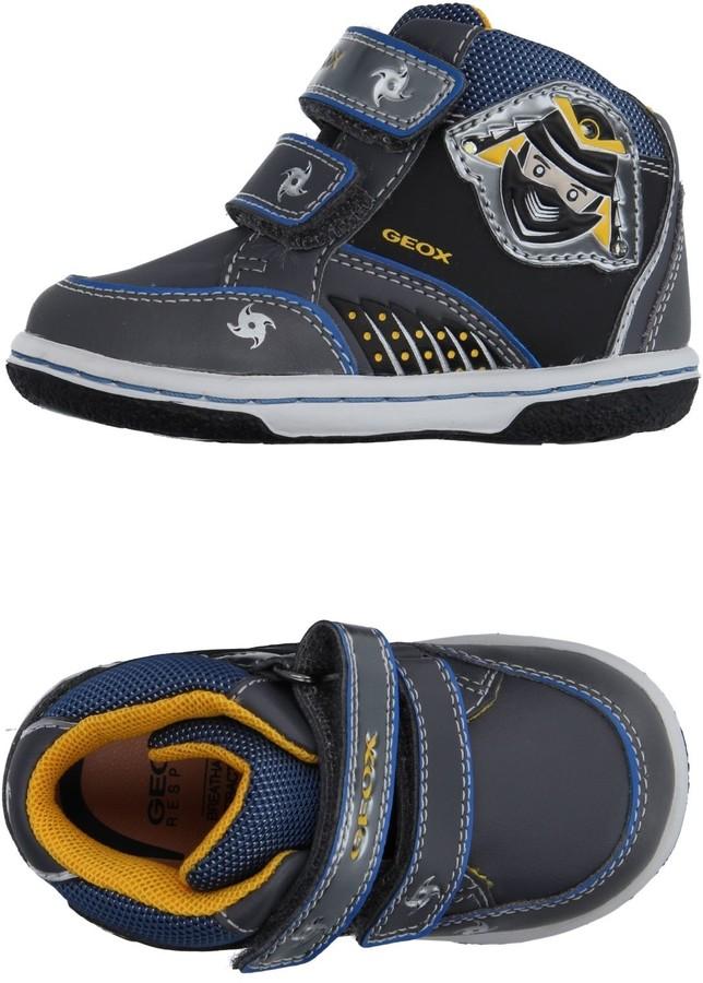 Geox Low-tops & sneakers - Item 11107783EG