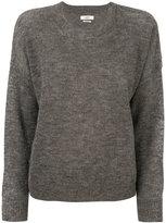 Etoile Isabel Marant Difton pullover - women - Acrylic/Polyamide/Mohair/Alpaca - 34