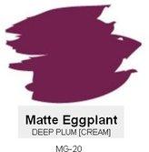 Jordana 3 Pack Matte Lipstick 20 Eggplant by