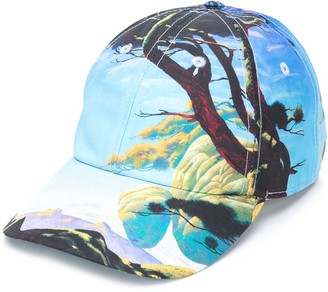 Valentino Float Island cap