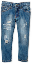 DKNY Toddler Boys) Distressed Slim Fit Jeans