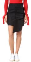 Jacquemus Ruffle Front Skirt