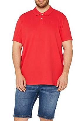 Esprit Men's 019ee2k028 Polo Shirt, (Light Green 330), XXX-Large