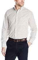 Dockers No-Wrinkle Button-Down Collar Multi Plaid Spade Pocket Shirt