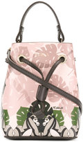 Furla Stacy mini bucket bag - women - Leather - One Size