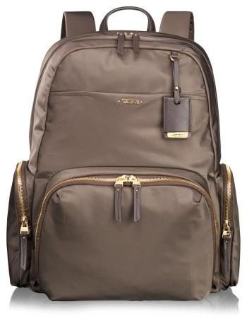 Tumi Calais Nylon 15 Inch Computer Commuter Backpack - Black