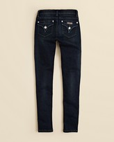 Hudson Girls' Collin Skinny Iconic Jeans - Sizes 7-16