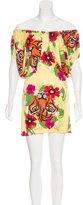 Mara Hoffman Silk Mini Dress
