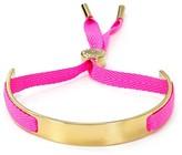 Marc by Marc Jacobs Ribbon Friendship Bracelet
