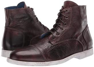Bed Stu Leonardo (Teak Rustic) Men's Shoes