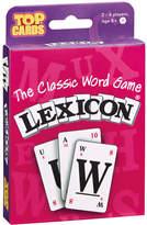 Top Card Tuck Box - Lexicon