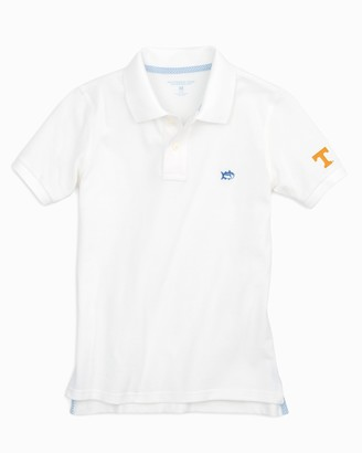 Southern Tide Tennessee Vols Boys Polo Shirt
