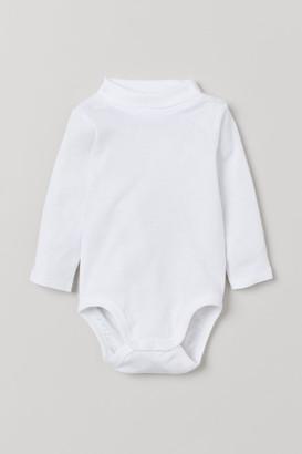 H&M Cotton bodysuit