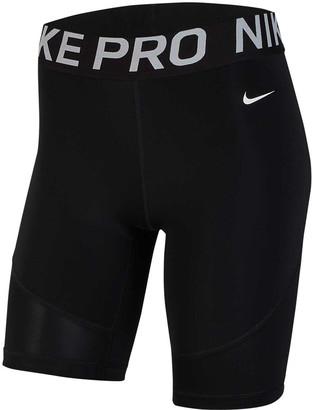 Nike Pro Womens 8in Shorts