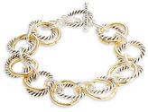 Lauren Ralph Lauren Circle Link Toggle Bracelet