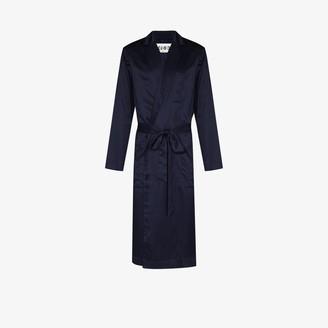 CDLP Home Robe long dressing gown