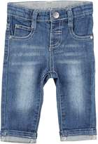 Mirtillo Denim pants - Item 42428674