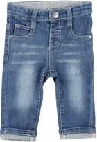 Mirtillo Denim pants - Item 42428674