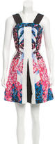 Peter Pilotto Kristen Printed Dress w/ Tags