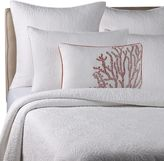 Bed Bath & Beyond Solid Seashell White King Quilt