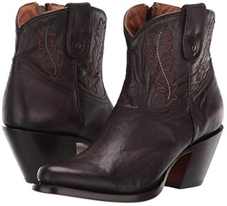 Lucchese Wing (Tobacco) Cowboy Boots