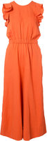 Ulla Johnson Viola jumpsuit - women - Cotton/Linen/Flax/Tencel - 8
