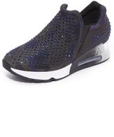 Ash Lunare Platform Slip On Sneakers