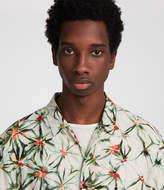 AllSaints Yuka Hawaiian Shirt