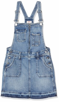 Pepe Jeans Girl's Kaia Worker Dress