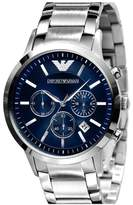 Emporio Armani Men's Stainless Steel Bracelet Watch, 43Mm
