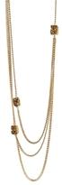Yochi Design Goldmine Druzy Necklace