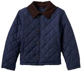 Chaps Toddler Boy Corduroy Collar Quilted Jacket