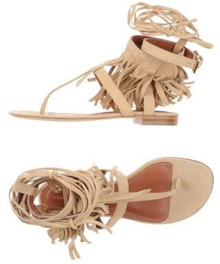 Alberta Ferretti Toe strap sandal