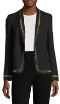Layla Embroidered Blazer
