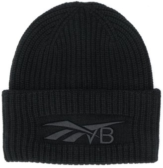Reebok x Victoria Beckham Ribbed Beanie