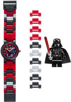 Lego Star Wars Darth Vader Kids Watch with Mini Figure