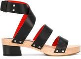 Proenza Schouler strapped open toe sandals