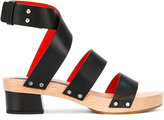 Proenza Schouler strapped sandals