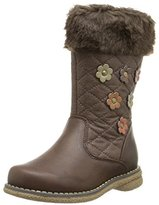 Rachel Derby Lined Floral Boot (Toddler/Little Kid)