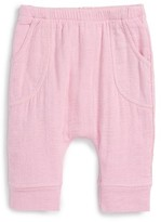 Aden Anais Infant Girl's Aden + Anais Stretch Cotton Jogger Pants