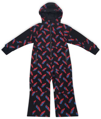 Stella McCartney Kids 3D Lightning Snowsuit (4-10 Years)