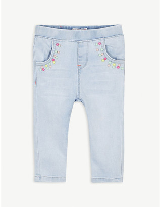 Billieblush Stretch-denim leggings 6-36 months